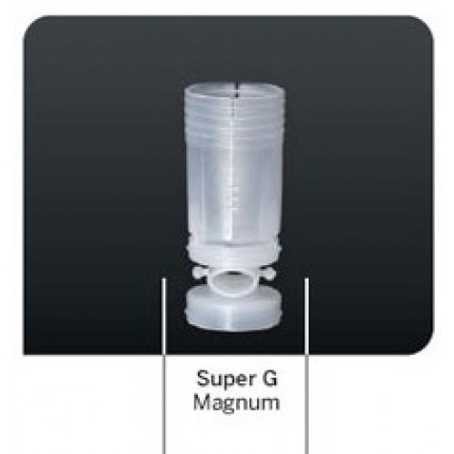 Gualandi borra Super G Magnum H13