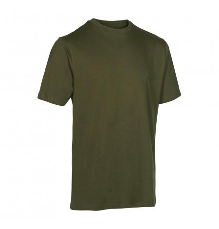 Deerhunter T shirt Verde 8651 571Deerhunter Green T shirt  8651  571