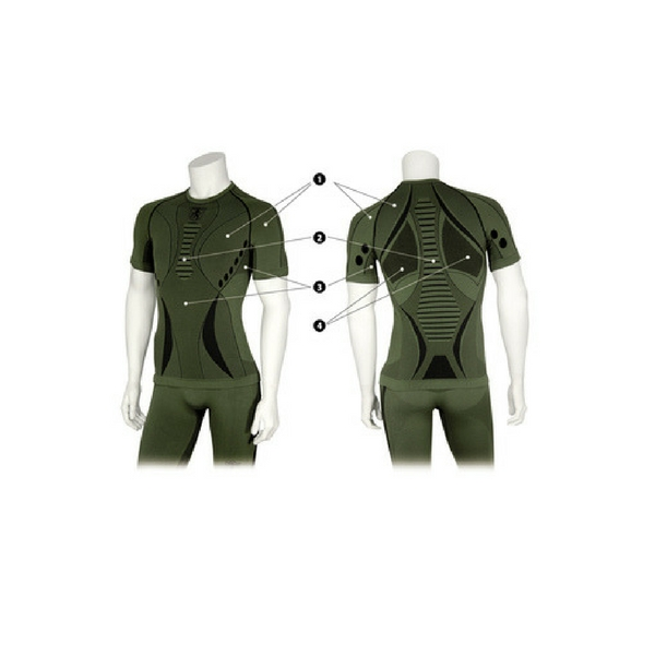 Trabaldo maglia manica corta DryarnTrabaldo technical T-Shirt Dryarn