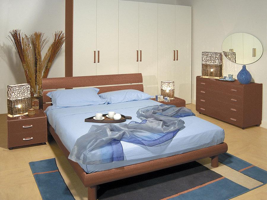 Camera da letto Smart Ginestri Prima Casa
