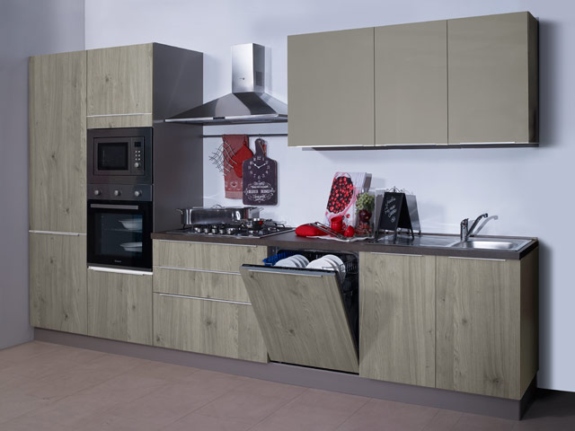 Cucina Dani Prima Casa