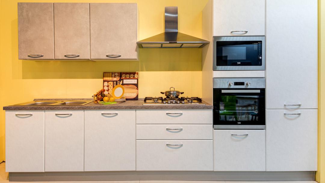 Cucina Concreta Ginestri Prima Casa
